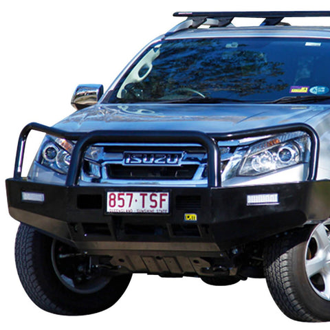 T15 Tradesman Steel Winch Bar Isuzu Dmax 6/12-1/17