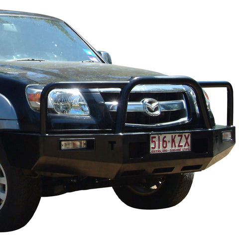 T15 Tradesman Steel Winch Bar Mazda BT50/Ranger PJ 12/06-8/08