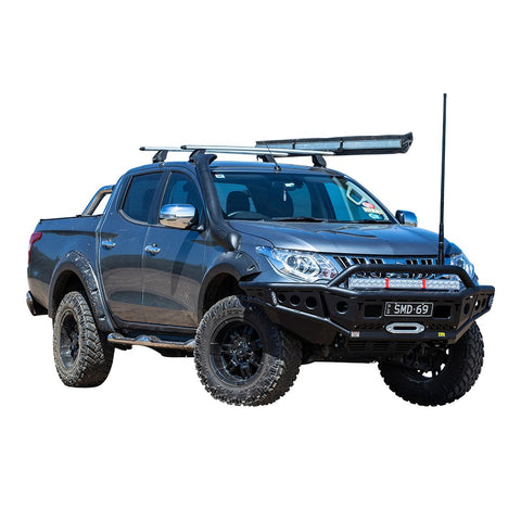 Chaser Series Steel Bull Bar Triton MQ 6/15-11/18