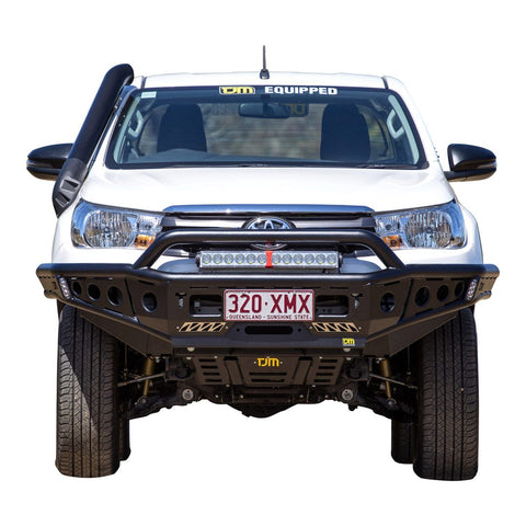 Chaser Series Steel Bull Bar Hilux 9/15-6/18 Non TSS Models