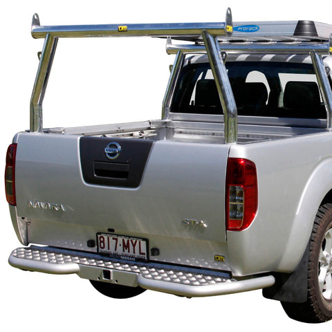 Rear Step Towbar Navara D40 D/C all models