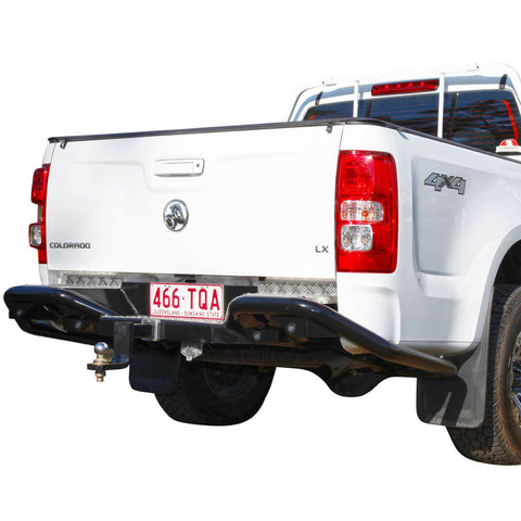 Rear Step Towbar Colorado/Dmax D/C 6/12-