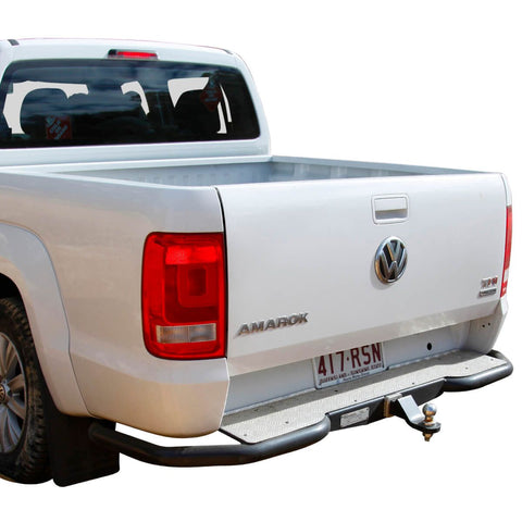 Rear Step Towbar VW Amarok D/C pre MY17