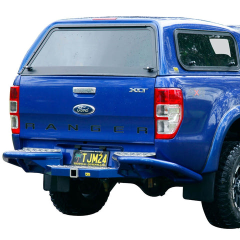 Rear Step Towbar Ranger PX, BT50 D/C 10/11+