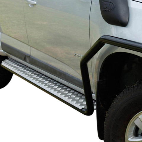 Modular Sidebar Steps Colorado RG 6/12-6/16/Dmax D/C 6/12+ 50mm Tube
