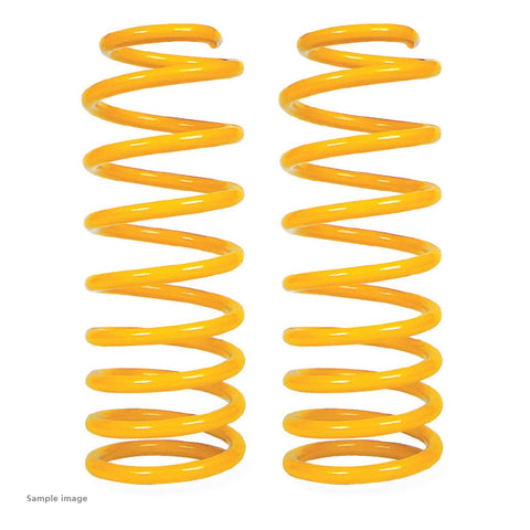XGS Coil Springs Rear Raised 300kg Pair