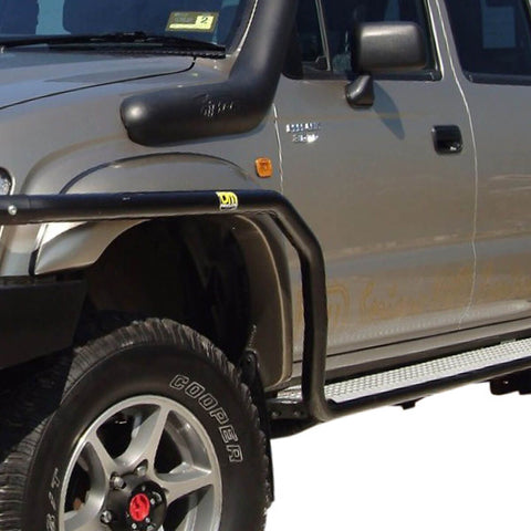 Side Protection Bars and Steps Hilux 11/97-2/05 All models