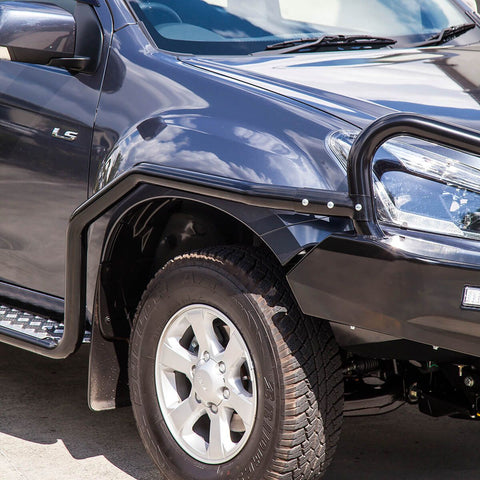 Modular Side Bar Kit Isuzu Dmax 1/17+ 63mm