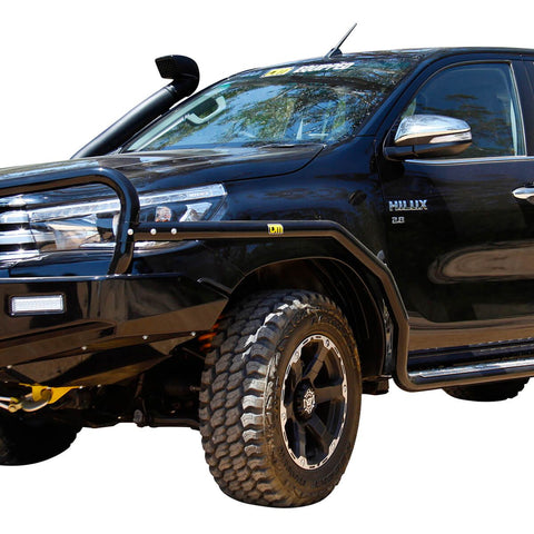 Modular Side Bar Kit Hilux D/C S/C /Fortuner 9/15+ 63mm Tube