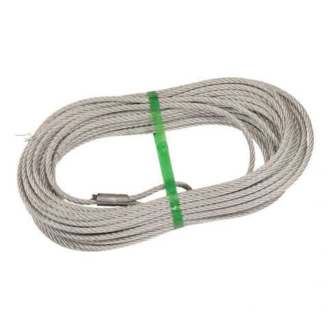Steel Winch Cable 8.3mm X 28M