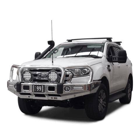 Clearview Towing Mirrors [Next Gen; Pair; Heated; Power-fold; BSM: Multi-Signal Module; Electric; ] - Ford Everest