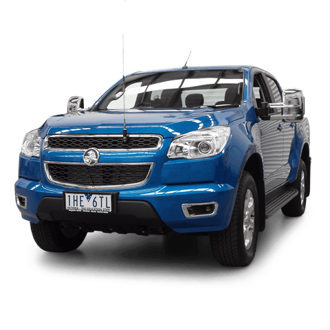 Clearview Towing Mirrors [Next Gen; Pair; Manual; ] - Holden Colorado 2012 on, Colorado 7 | Isuzu D-Max 2012 on, MU-X
