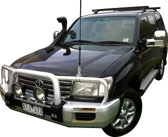 Clearview Towing Mirrors [Next Gen; Pair; Multi-Signal Module; Electric; ] - Toyota LandCruiser 100 Series | Lexus LX 470