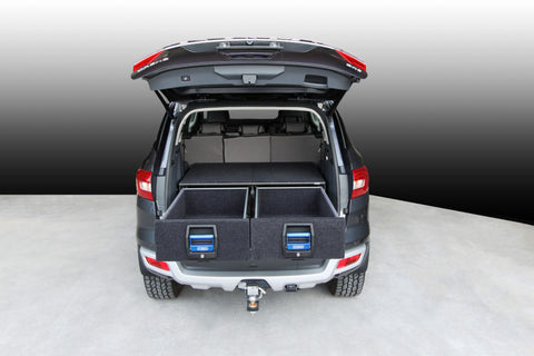 FORD EVEREST COMPLETE DOUBLE DRAWER SYSTEM