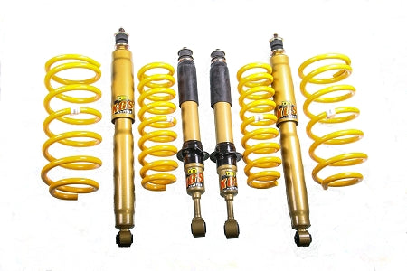 TJM XGS4000 Series Suspension Kit - Ford Everest 2015+