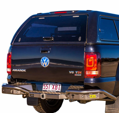 Rear Step Towbar VW Amarok D/C 2/11+ inc V6 3500/350kg