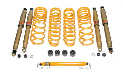 NISSAN PATROL GQ & GU Cab Chassis - Coil Front & Rear - Lift Kit 50mm