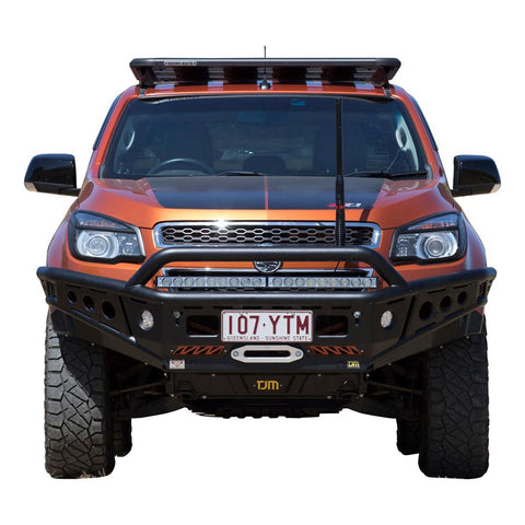Chaser Series Steel Bull Bar Colorado 6/12+ Trailblazer 7/16+