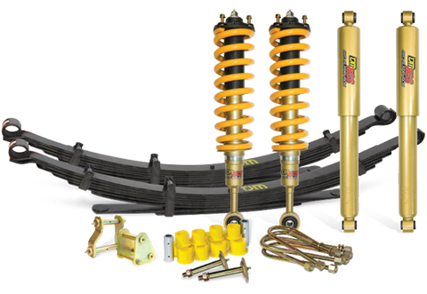 ISUZU DMAX 06/12 - 08/2020 - Lift kit