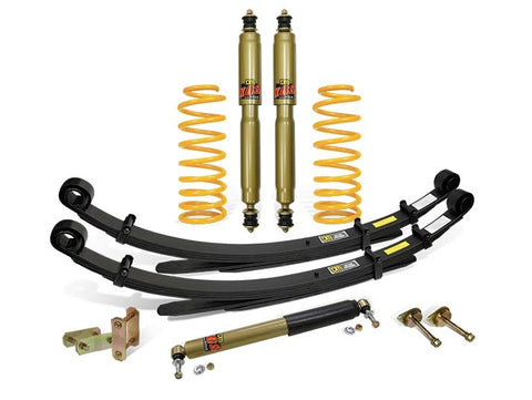 78 Series Troop Carrier & 79 Series Cab Chassis 6 Cyl 09/99-03/07 Lift kit