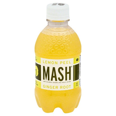 Mash Lemon Peel Ginger Root 20 oz. 15 ct.