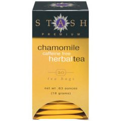 Stash - Chamomile Tea - 30 ct