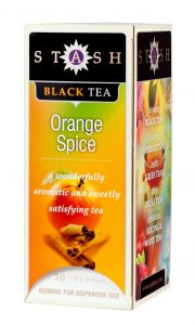 Stash - Orange Spice Black Tea - 30 Ct