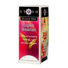Stash - English Breakfast Tea - 30 ct