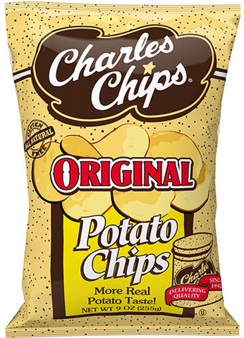 Charles Chips 2 oz 30/case