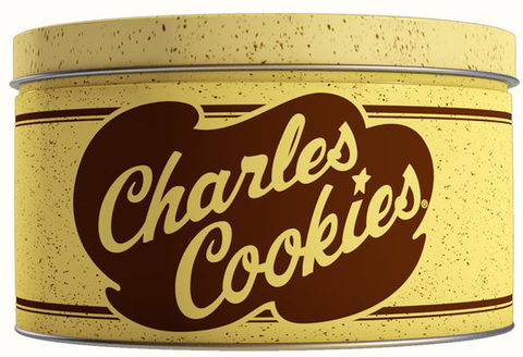 Charles Chips Tin Sand Tarts 16 oz