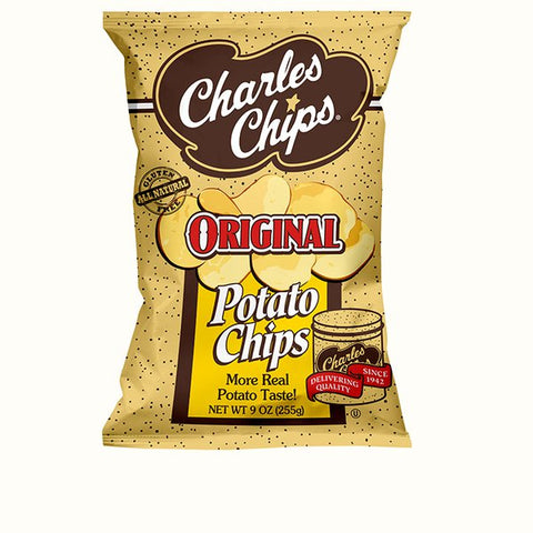 Charles Chips 2 oz Single Bags