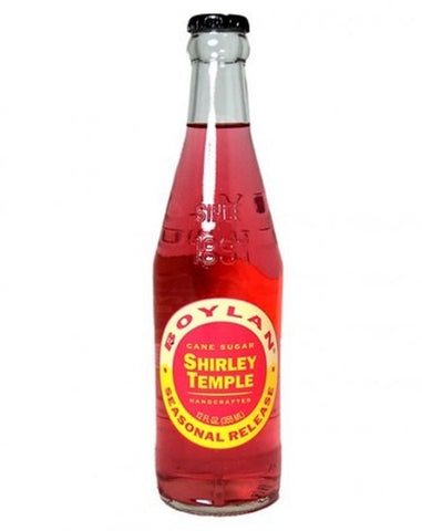 BOYLAN SHIRLEY TEMPLE 12OZ 4 PACK