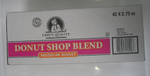 Chef's Quality - Donut Shop Coffee - 42/2.75 oz. That's Just .78 per pot!