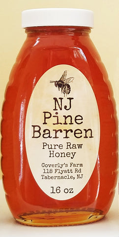 NJ Pine Barrens Honey