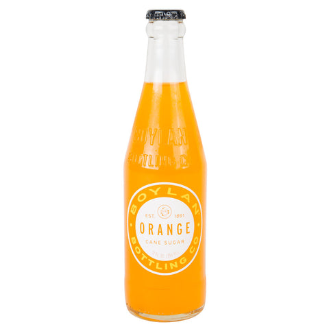 BOYLAN ORANGE  12 OZ - 24 CASE