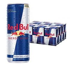 Red Bull Energy Drink - 12/16 oz