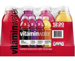 Vitamin Water Variety Pack 20 oz. 12/Case