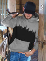 Load image into Gallery viewer, Men's Treetop Silhouette Hoodie
