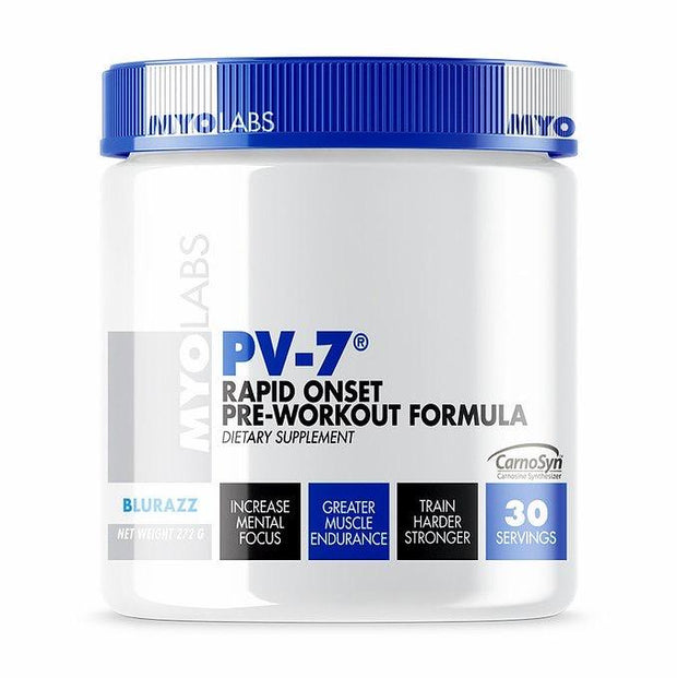 PV-7 Pre-Workout Explosive Energy & Pump Formula