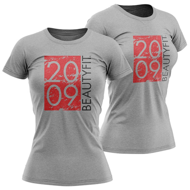 Vintage BeautyFit® '09 Women's Short Sleeve Tee | BeautyFit® USA