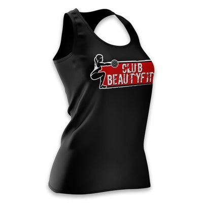 'Club BeautyFit' Women's Tank Top | BeautyFit® USA