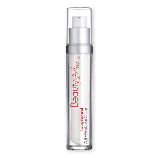 BeautyControl® Improve skin health around your eyes.   BeautyFit® has designed a skincare serum based on cell targeting. A balance for the delicate eye contour area. Using all natural ingredients (Cucumber, Camellia Sinensis (Tea) Extract, Aspalathus Linearis (Rooibos) Extract, Boswellia Serrata Extract, Honey Extract) to erase dark circles, diminishing puffiness and reducing fine lines | BeautyFit® USA