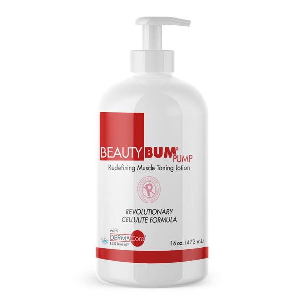 "Beauty-Bum® Hands Down the MOST Effective Body Shaping Lotion! Fights cellulite Reduces fat mass and toxins Reduces the ""orange peel"" texture Healthy feel and skin appearance Utilizes stored fat for energy Regains firmness & elasticity in the skin. Love it or send it back with our 30-day satisfaction guarantee! 