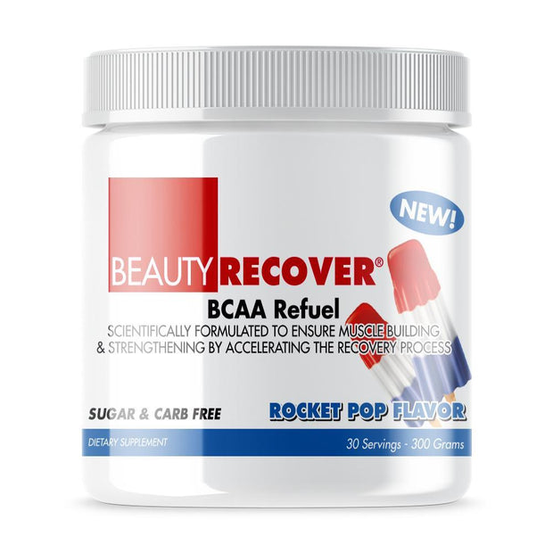 BeautyRecover® is the perfect stimulant free intra & post workout supplement to energize your body during the most intense workouts as well as puts you in an ideal state to maximize fat loss and preserve your hard-earned muscle. | BeautyFit® USA