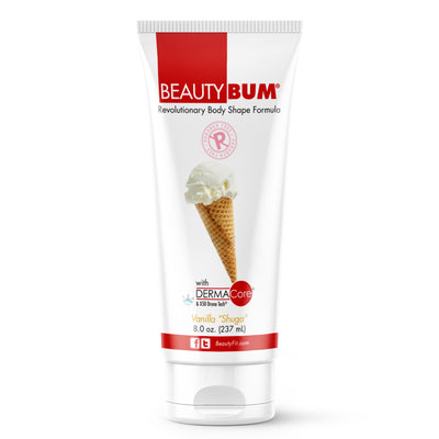 BeautyBum® Our exclusive DermaCore® technology is made up of a synergistic combination of active ingredients specially formulated with our targeted advanced delivery system that maximizes fat-burning (lipolysis), minimizes lipid storage (lipogenesis), and inhibits the maturation of new adipocytes (adipogenesis) | BeautyFit® USA