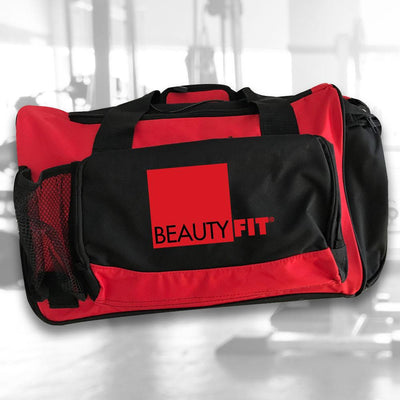 BeautyFit Deluxe Sports Duffel Bag