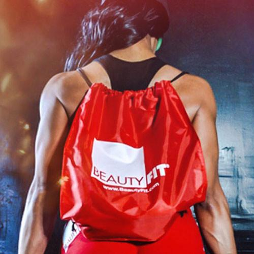 'BeautyFit' String Backpack