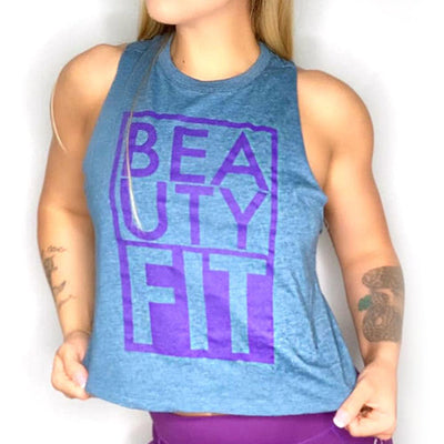 BeautyFit® Crop Top Tank To Die For | BeautyFit® USA