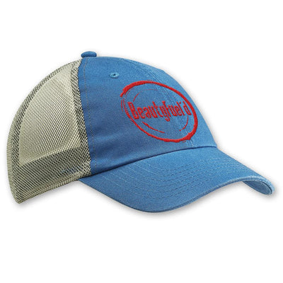 'BeautyFuel'd' Embroidered Trucker Cap