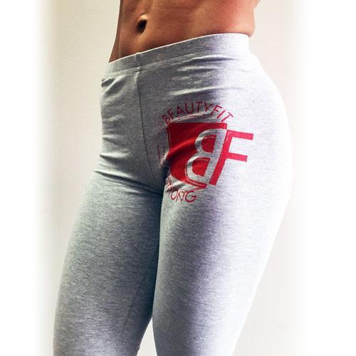 'BF Strong Logo' Women's Legging | BeautyFit® USA